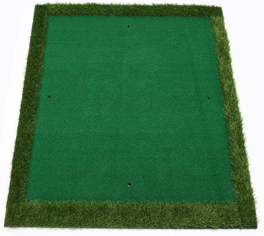 Djyyh 屋内ゴルフマットティーテーブルエクササイズマット - 150 * 150cm