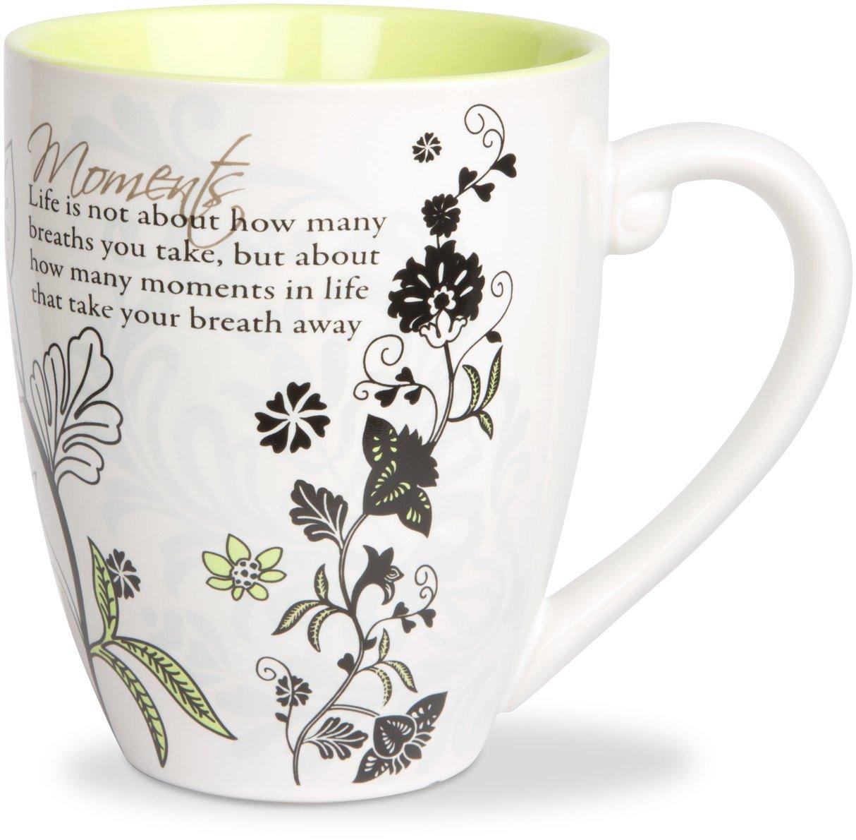 20 oz Multicolor Mark My Words 66312 Pavilion Gift 4.75 Life Moments Mug