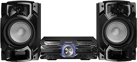 Panasonic SC-AKX320 - Equipo de Sonido de Alta Potencia para el hogar (450W, 16 cm Woofer,