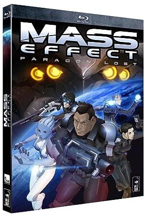 Amazon Com Mass Effect Paragon Lost Blu Ray Movies Tv