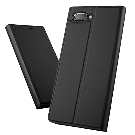 more photos 07ce6 a2c3c Homory BlackBerry Keyone 2 Case, BlackBerry Keyone 2 Wallet Case,Leather  Cover, Premium Slim Leather Wallet Back Case with Credit Card ID Holder ...