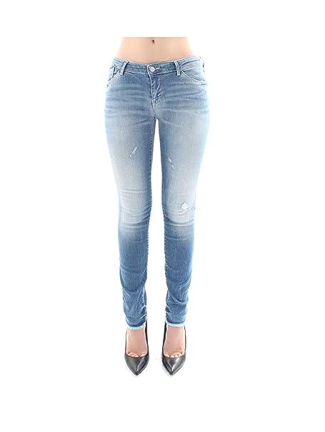 Emporio Armani 3G2J23 2D4NZ Pantalones Vaqueros Mujer ...