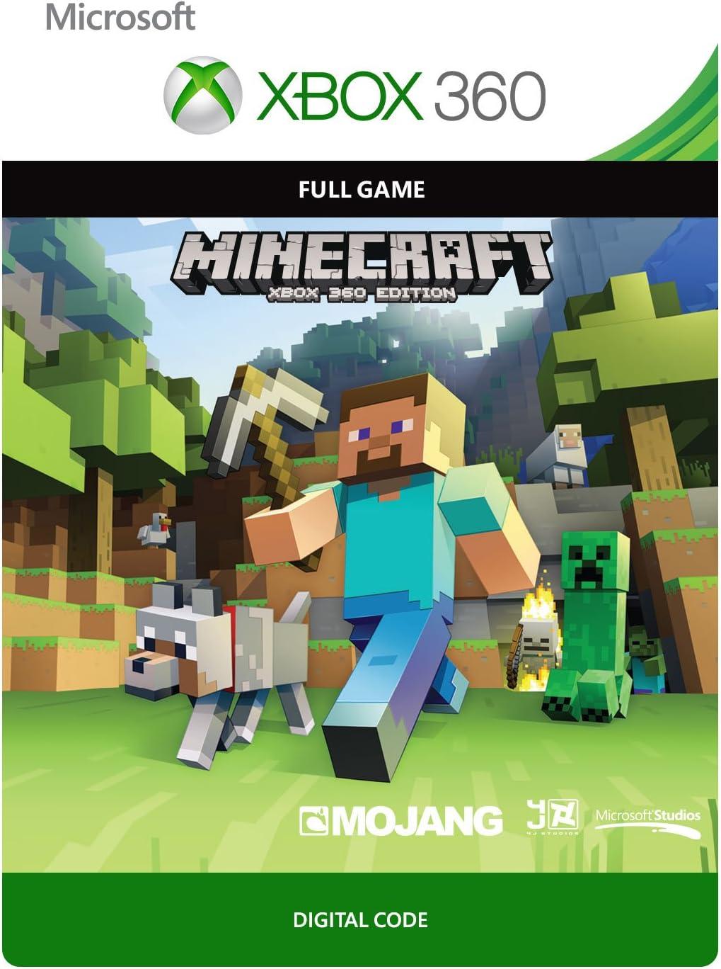 free minecraft xbox 360 download code