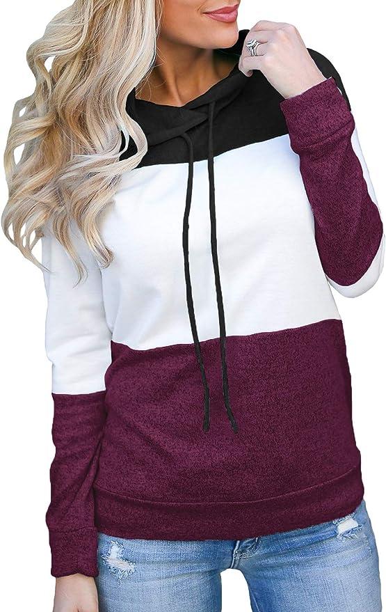 LANSKRLSP Women Casual Hooded Sweatshirt Long Sleeve Blouses Tie-Dye Print T-Shirt Girl Gradient Pullover Loose Hoodies Tops