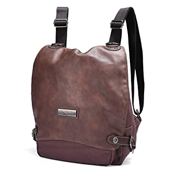 7771d953e Mochila de Moda,JOSEKO Mujer Lona Bolsa de Mensajero de Hombro de Doble Uso  Casual Mochila Shoulder Bag for Ladies: Amazon.es: Equipaje