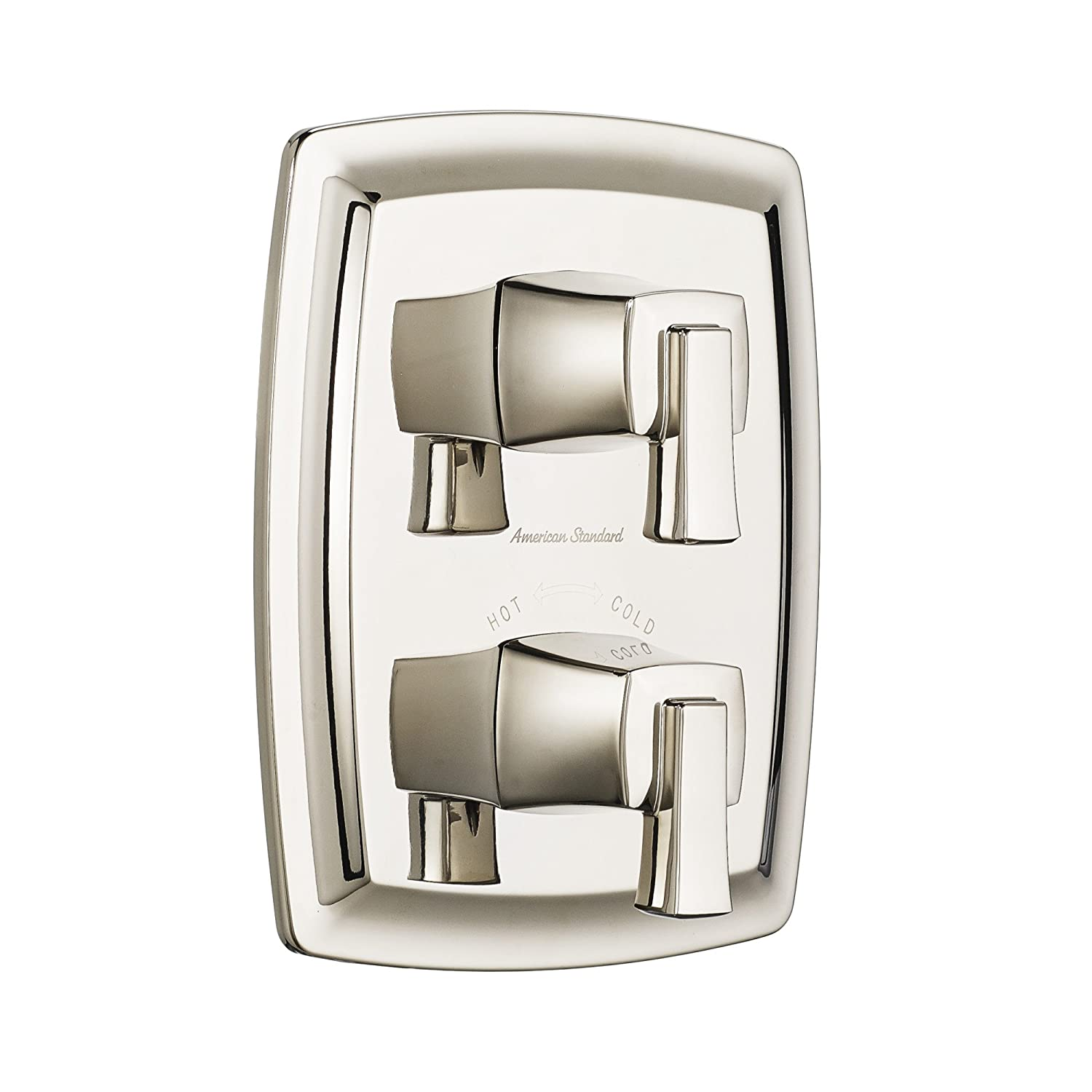 Legacy Bronze American Standard T353740.278 Townsend Two-Handle Thermostatic Valve Trim Kit