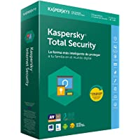 Kaspersky Lab - Antivirus Kaspersky Total Security 2018, 5 Dispositivos