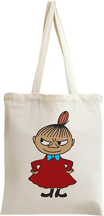 Official Moomins Little My Excellent Ideas Tote Bag
