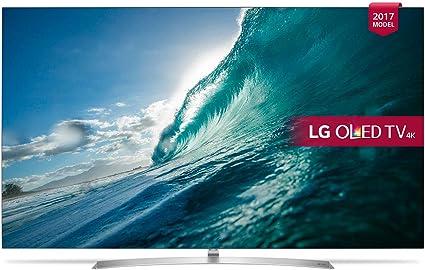 LG OLED55B7V Premium 4K Ultra HD HDR Smart OLED TV de 55 pulgadas: Amazon.es: Electrónica