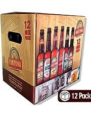 Cerveza Fortuna 12 mix pack