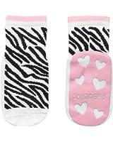 Skidders Baby-Girls Zebra
