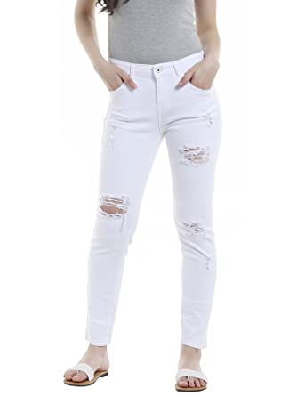 ONLY Damen Boyfriend Jeans  Amazon.de  Bekleidung cdc52347ac