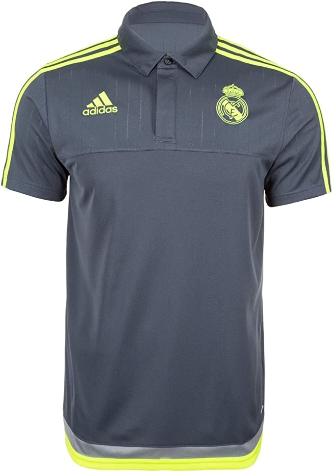 adidas Real Madrid CF UEFA Champions League Polo - Camiseta ...