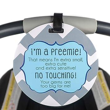Amazon.com: Boy Preemie, recién nacido, bebé asiento de ...