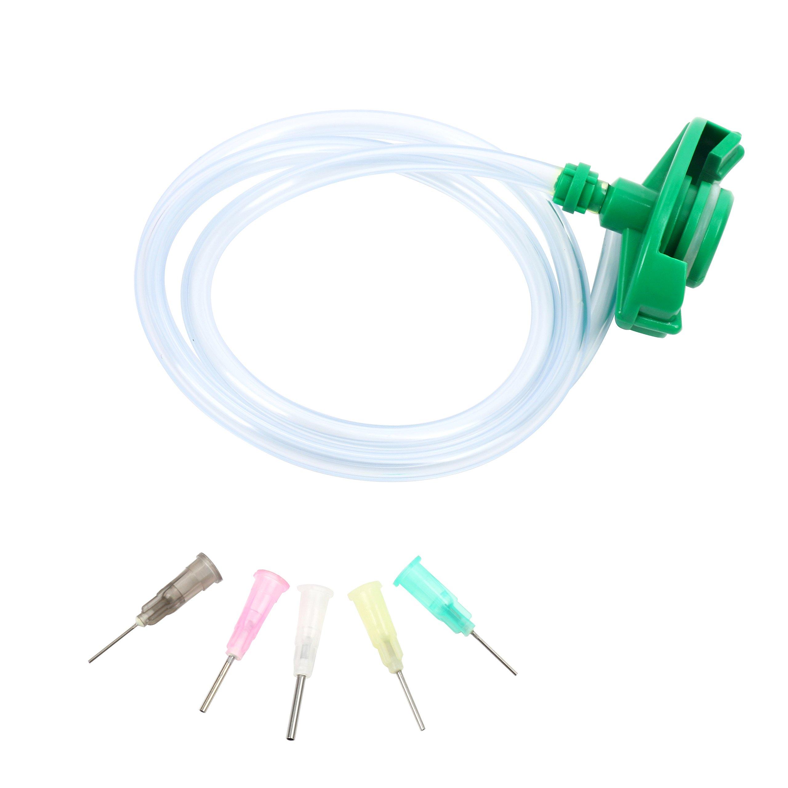 Digital Display Auto Glue Dispenser Solder Paste Liquid Controller Dropper 983A by YaeCCC (Image #8)