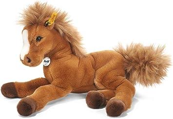 Steiff 35cm Fenny Holsteiner Horse (Brown): Amazon.co.uk: Toys & Games