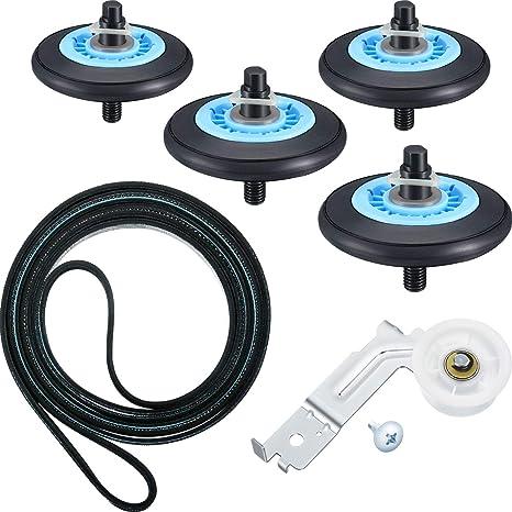 Amazon.com: Jetec – Kit de reparación de secador de ropa ...