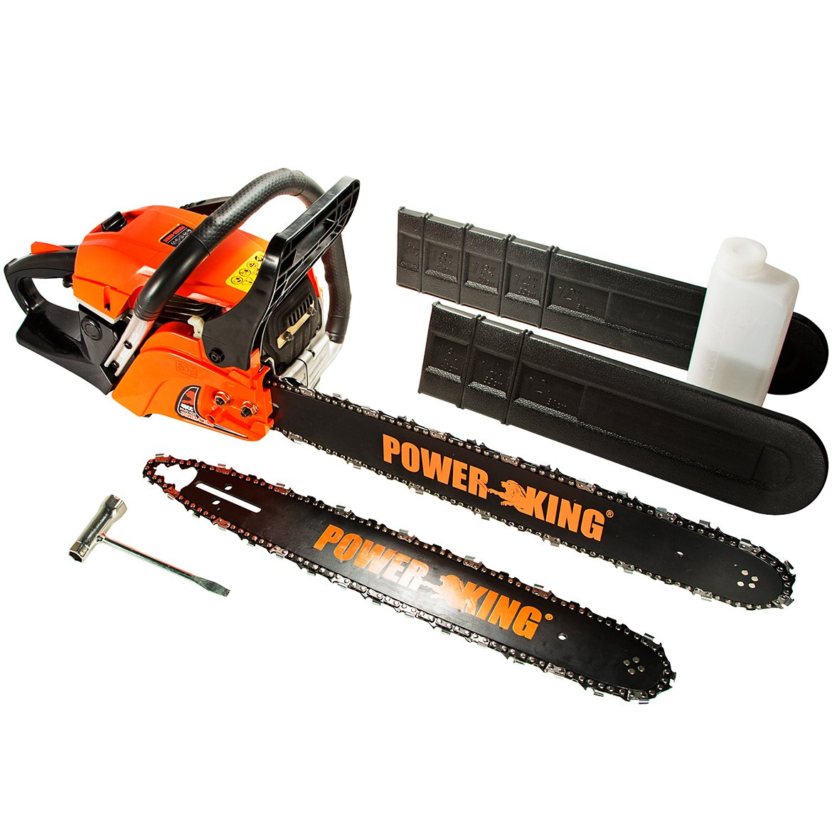 PowerKing Chainsaw & Bar Combo Pack QV TOOLS