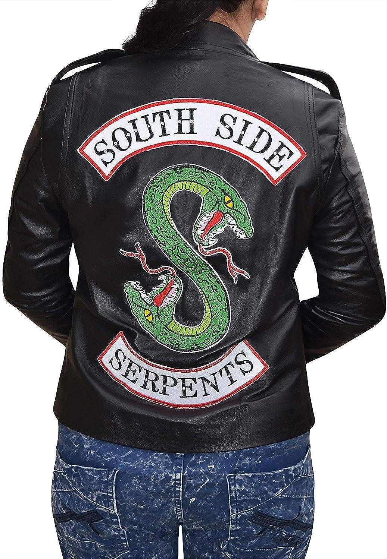 Cuf Of Fashion Riverdale Southside Serpents Jughead Jones Leather Jacket