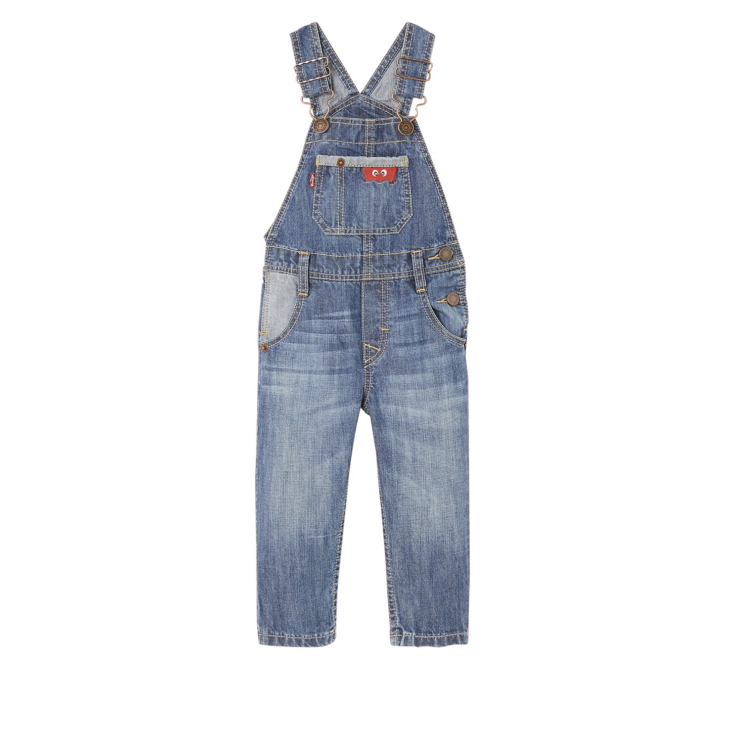 Levi's Baby Boys' Overall OLY Dungarees Levi' s Kids NL20004