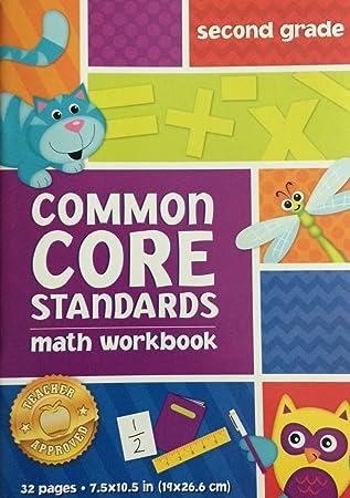 Amazon.com: Common Core Standards Workbook (Assorted, Grades ...