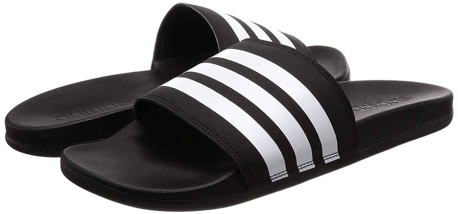 Amazon.com  Adidas Adilette Cloudfoam Plus Stripes  Shoes 4c7843270