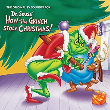 How The Grinch Stole Christmas 2021 Release Date Buy Dr Seuss How The Grinch Stole Christmas Ost Online At Low Prices In India Amazon Music Store Amazon In