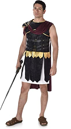 Karnival- Roman Soldier Costume Disfraz, Multicolor, medium (82062 ...