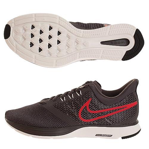 76a91bfa3616 Nike Zoom Strike Thunder Grey-Crmsn-Bl  Buy Online at Low Prices in ...