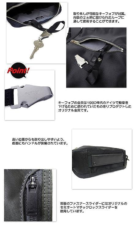 Amazon.com  Yoshida Bag Porter Lift One Shoulder Bag 822-06134 Black from  Japan  Office Products d415f36071845