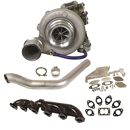 BD Diesel 1045140 Super B Special Turbo Kit A/R Ration 0.80 1160 CFM/