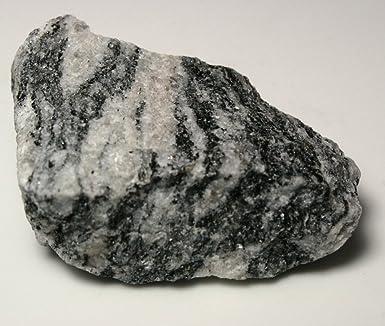 Gneiss Metamorphic Rock - 10 Unpolished Rock Specimens
