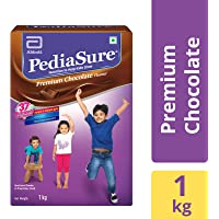 PediaSure Health & Nutrition Drink Powder for Kids Growth - 1kg (Chocolate)