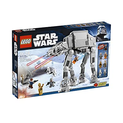 Lego Star Wars AT-AT Walker Model 8129 815 PCS Including 8 Minifigures: Toys & Games