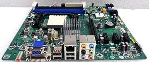 HP PAVILION S5000 P6000 PC MOTHERBOARD 605561-001 ALPINIA-GL8 H-ALPINIA-RS780 US