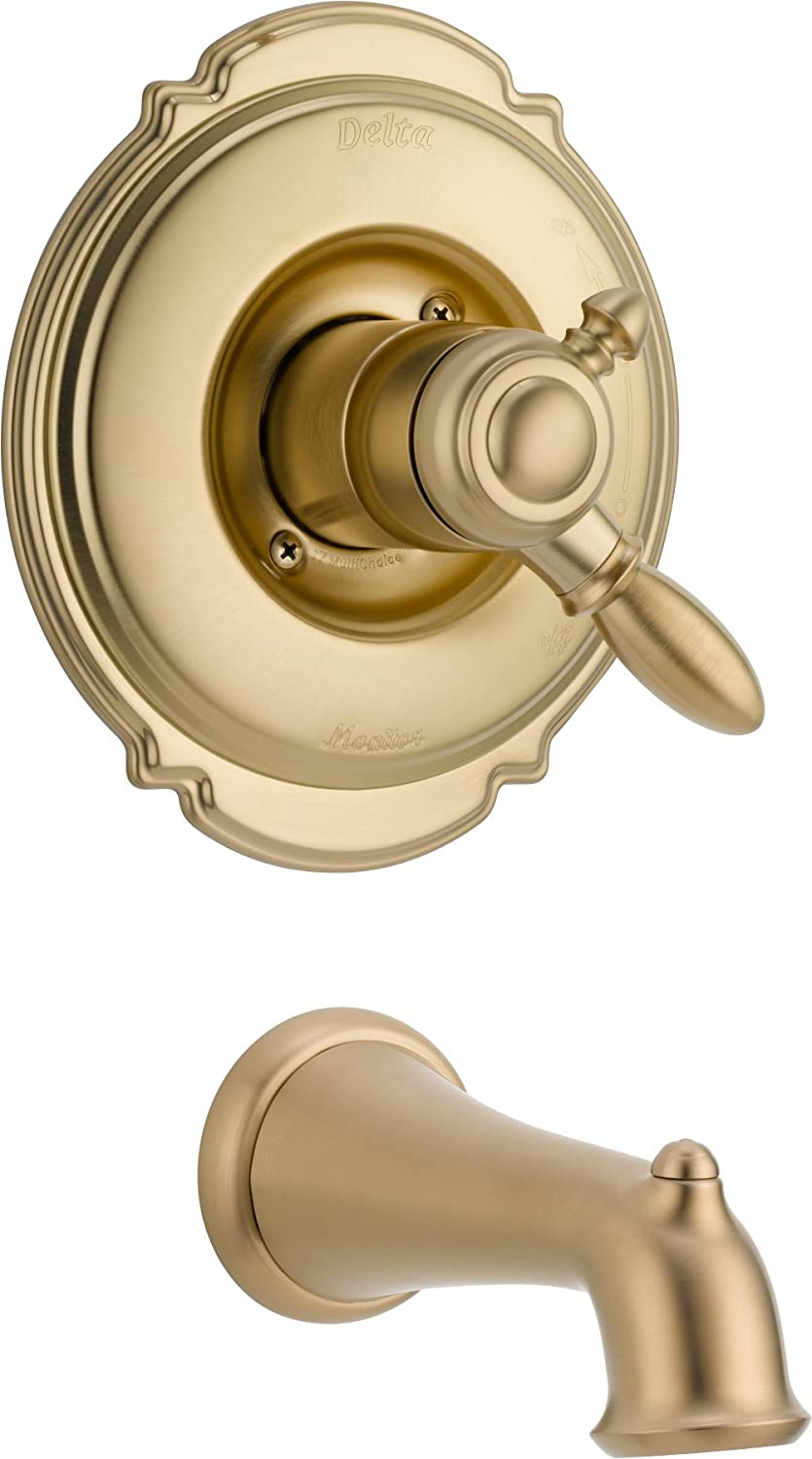 Delta Faucet 55445-CZ Universal Showering Components Wall-Mount Hand Shower Champagne Bronze