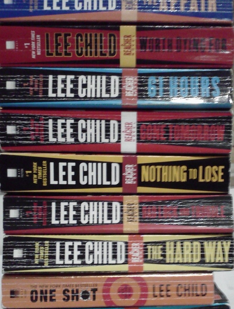 Download The Essential Jack Reacher 10-Book Bundle: Persuader, The Enemy, One Shot, The Hard Way, Bad Luck and Trouble, Nothing to Lose, Gone Tomorrow, 61 Hours, Worth Dying For, The Affair (Jack Reacher) PDF