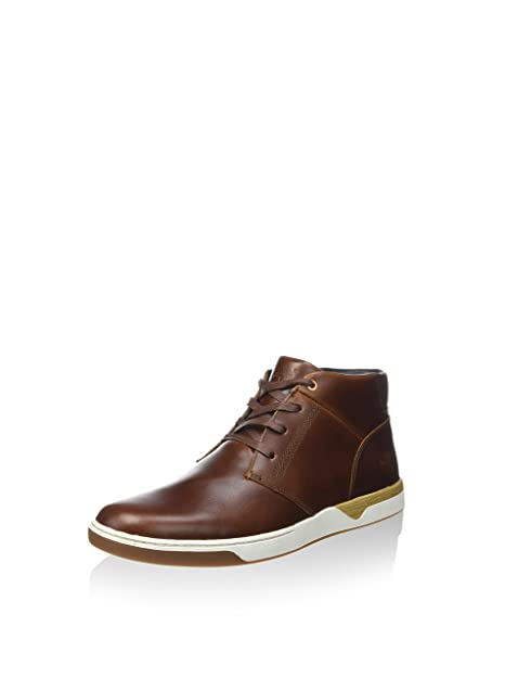 Timberland Leather Chukka Wheat, Botines para Hombre, Marrón, 41 EU: Amazon.es: Zapatos y complementos