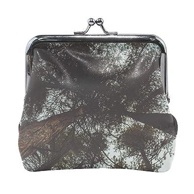 Amazon.com: Rh Studio Monedero monedero árboles parte ...