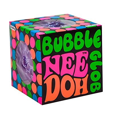 Schylling Bubble Glob Nee Doh: Toys & Games