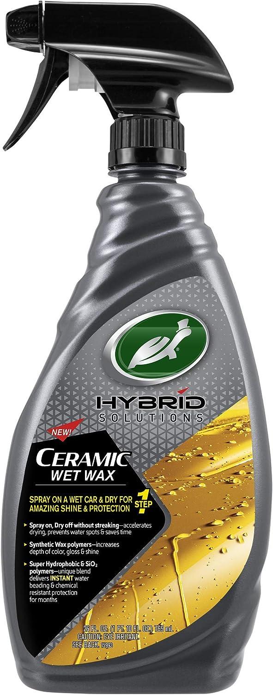 Turtle Wax 53410 Hybrid Solutions Ceramic Wet Wax-26 Fl Oz