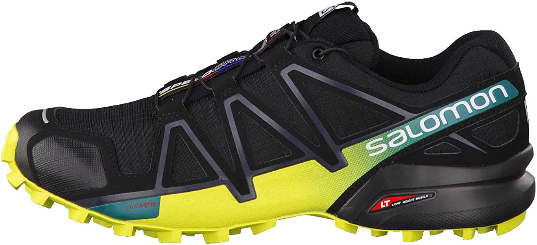 Salomon Speedcross 4, Zapatillas de Trail Running para Hombre ...