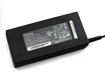 Clevo Cargador 120 vatiosdelgado para la série MSI GE72 7RE ...