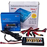 MEEDEN Authentic SKYRC IMAX B6AC V2 2S-6S RC Balance Battery Charger and Discharger with Parallel Charging Board for RC Hobby LiPo LiIon LiFe NiCd NiMH Pb Lead Acid Batteries