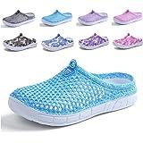 CN-Porter Unisex Womens Men's Breathable Mesh Sandals,Garden Clog Shoes,Beach Footwear,Anti-Slip,Water Shoes