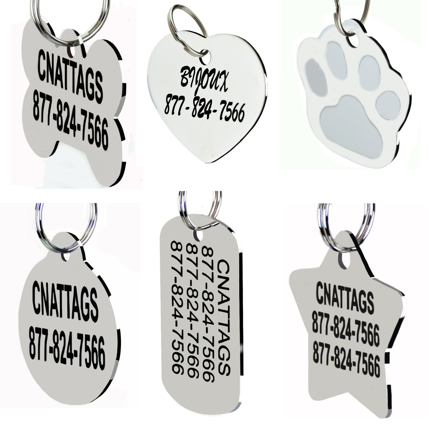 The Best Personalized Pet Identification Tags In 2018: Reviews & Buying Guide 10