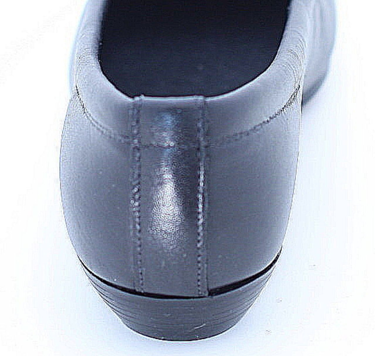 TicTacToes Women's Lisa Leather Ballet 5 Flat-Made in USA, B014I25HJ4 5 Ballet B(M) US|Black cef0d2