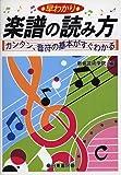 早わかり楽譜の読み方 カンタン、音符の基本がすぐわかる 新堀芸術学院編