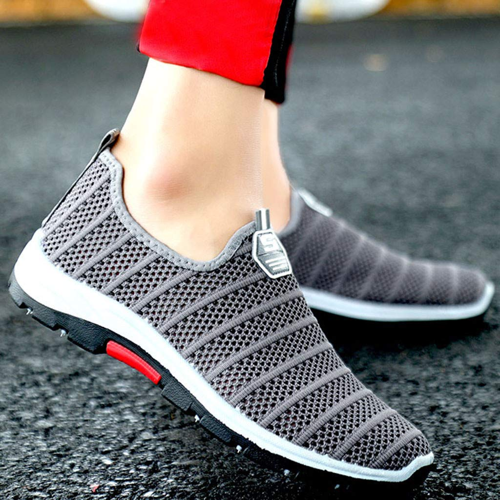 ab27ff6a64c59 Amazon.com: ❤ Mealeaf ❤ Women's Hollow Woven Mesh Breathable ...