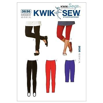 Kwik Sew Mustern K3636 – klein – mittel – groß – extragroßen ...